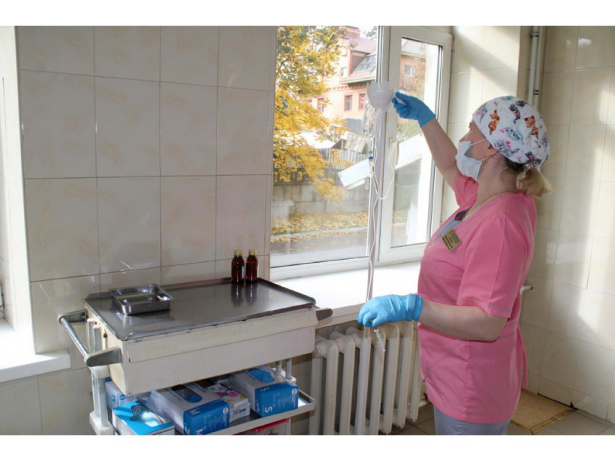 В оперштабе рассказали о заполненности больниц в Екатеринбурге