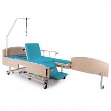 MET INTEGRA ELECTRO Электрическая функциональная кровать со встроенным креслом-каталкой