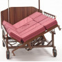 """MET EVA Кровать функциональная медицинская электрическая с полным переворотом, с туалетом, с """"ушками"""""""