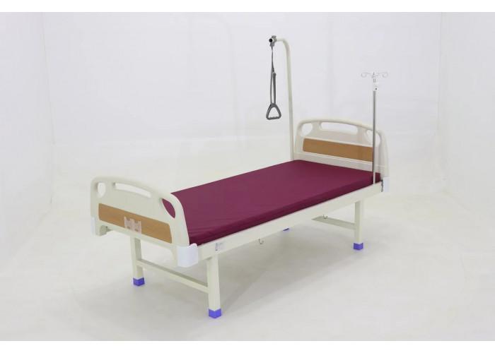Гамма-18 Кровать медицинская односекционная для ЛПУ и центров реабилитации